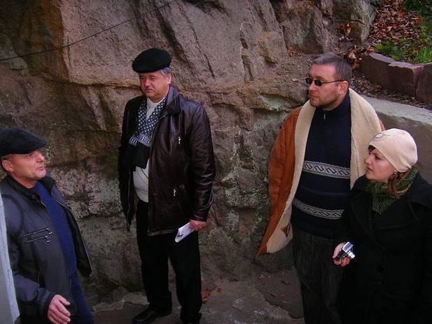Керівник апарату Коростенської РДА Сергій Макарчук особисто взяв участь у Вікіекспедиції селами та селищами Коростенщини