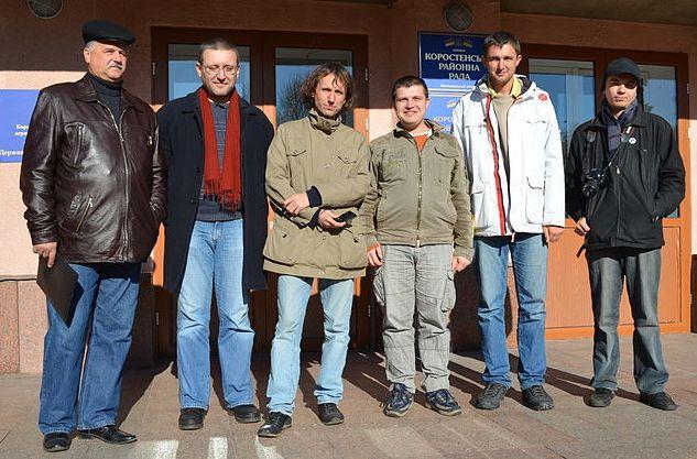 Вікіекспедиція по селам Коростенського району Житомирської області