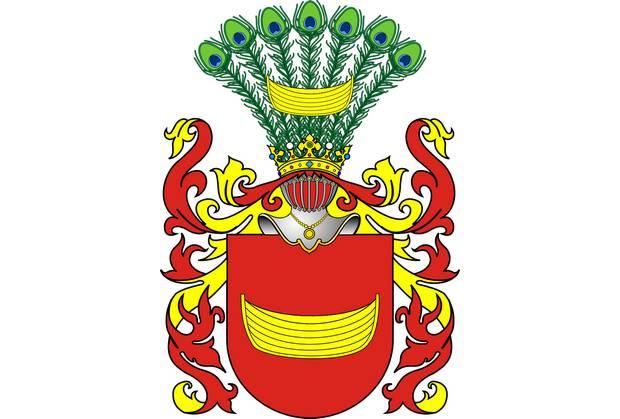 Герб Лодзя (Лад'я) – родовий герб Баранівських (Барановських)