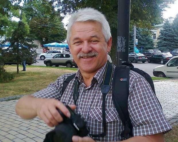 Наш земляк громадський діяч Євген Шваб