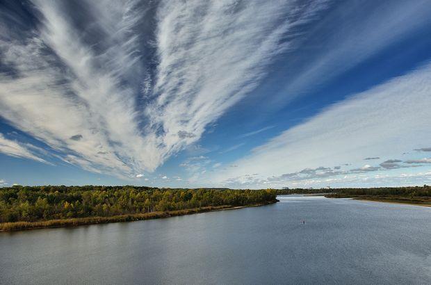 Холодні хмари над Прип`яттю