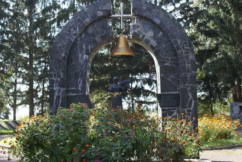 Памятник – реквієм на честь загиблих