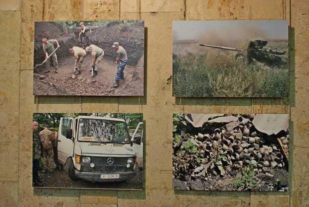 Фотовиставка у Національній бібліотеці України