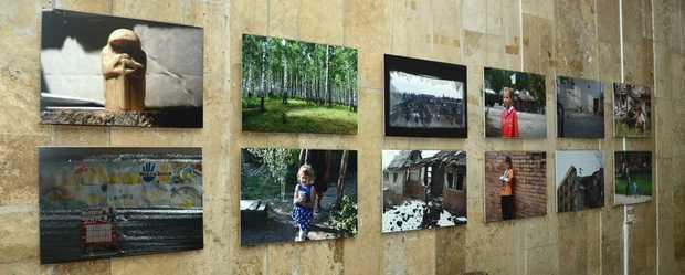 Експонати фотовиставки