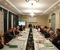 """Розширене засідання Президії та Ради """"Земляцтва"""" 27 грудня 2018 року"""