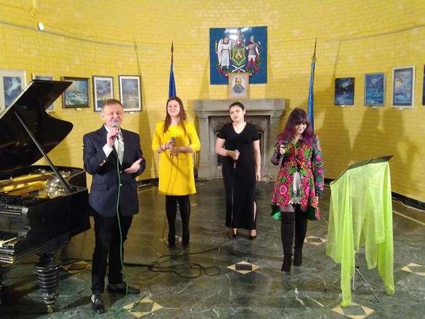Концерт «Велич нації» за участю Каріни Карасьової