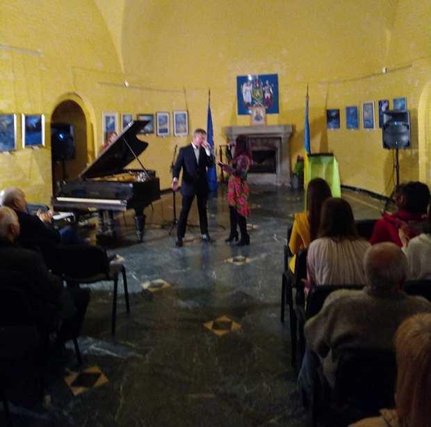 Концерт у Національному історико-архітектурному музею Київська фортеця
