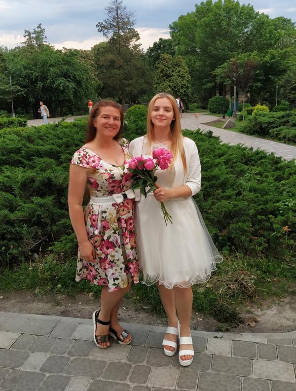 Музична родина - Олеся Сінчук і її донька Зореслава