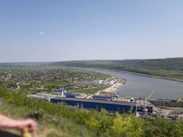 Дністровська гідроелектростанція