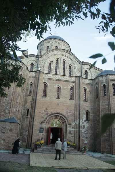 Храм святого Василя. 12 століття