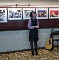 Ірина Антонович розповідає про журналістську діяльність Валеріана
