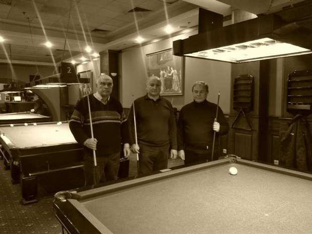 Команда земляцтва з більярдного спорту