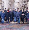 Керівники земляцьких організацій України на екскурсії