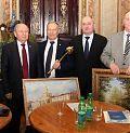 Церемонія передачі функцій координаторcтва в Асоціації обласних земляцтв України