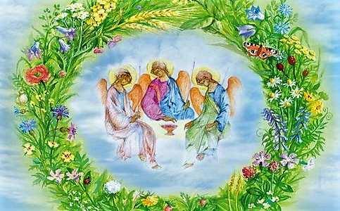 День Святої Трійці в 2020 році відзначається в неділю, 7 червня.