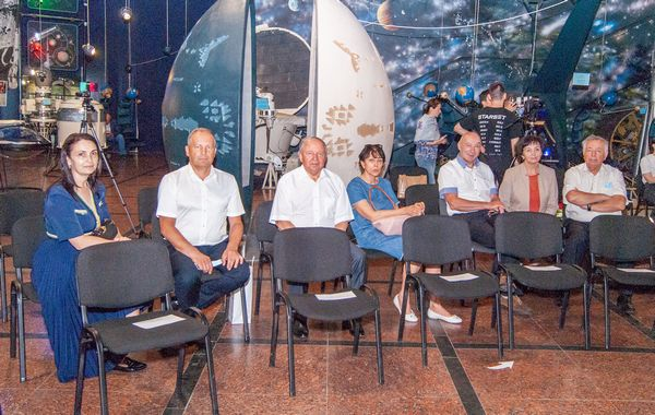 Урочисті заходи з нагоди святкування 50-річчя Музею космонавтики ім. С.П. Корольова