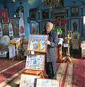 Віктора Демянчука у місцевій церкві
