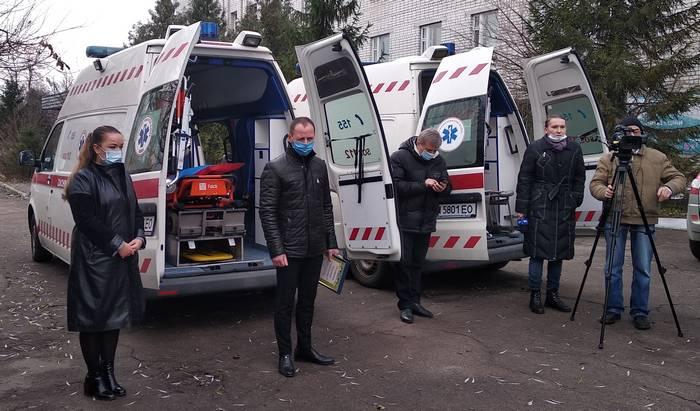 Реанімаційні автомобілі швидкої допомоги