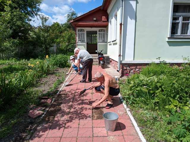 Земляки у Музеї національної архітектури і побуту «Пирогово» 12 червня 2021 року