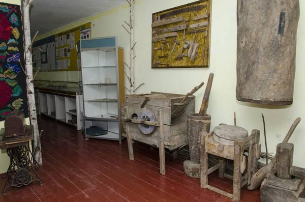фото 16, Експонати музею