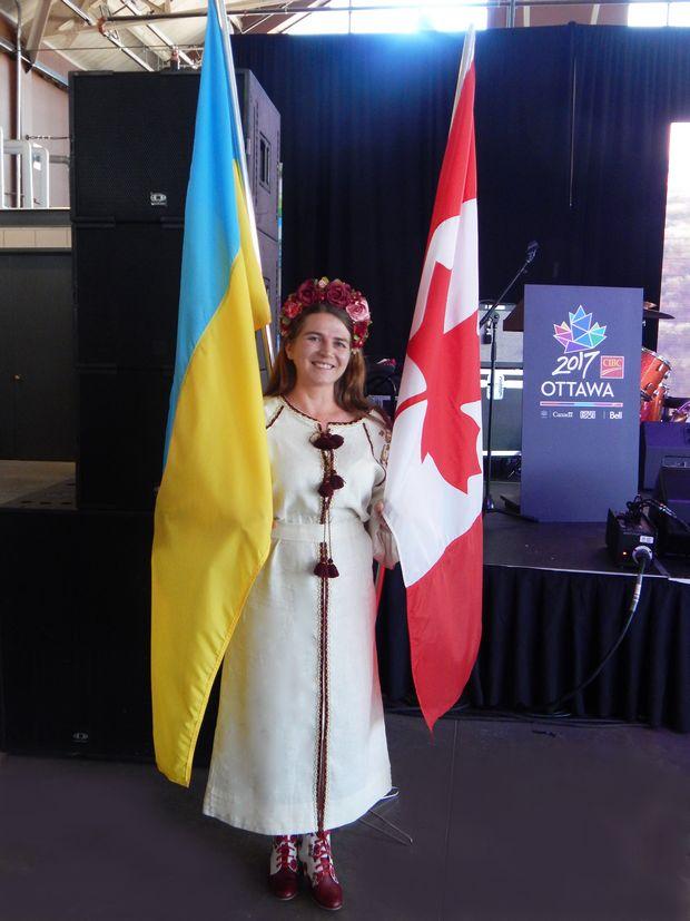 Канада-тур Олесі Сінчук