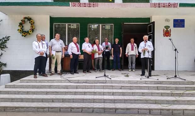 Відкриття Першого Овруцького районного фестивалю автентичної культури української шляхти