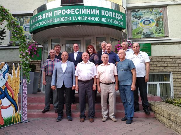 Учасники спільних зборів 12 вересня 2019 р
