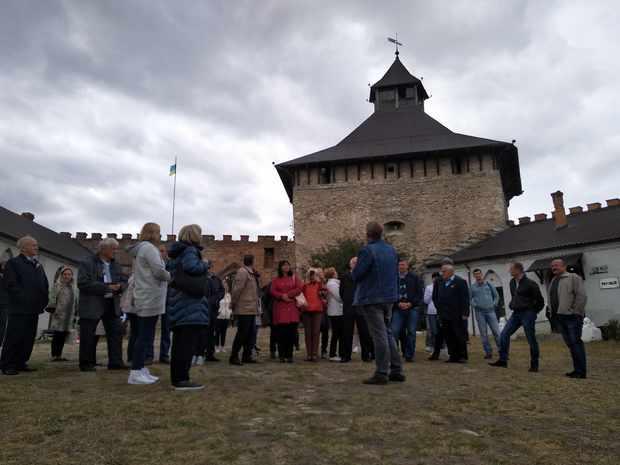 Директор музею Олег Погорілець розповідає про історико-культурній заповідник Межибіж