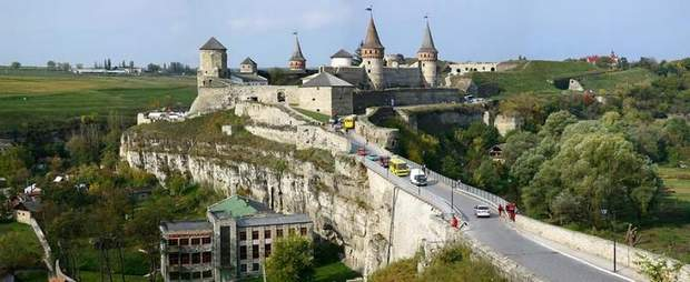 Кам′янець-Подільська фортеця