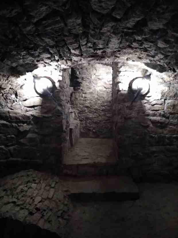 Підземелля синагоги