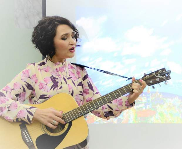 Бардівська пісня Ірини Антонович