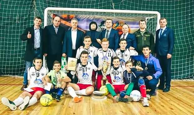 Переможці Обласного турніру на Кубок Міністра оборони України