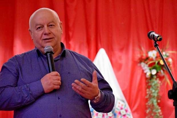 Голова Овруцької міської ради Іван Коруд