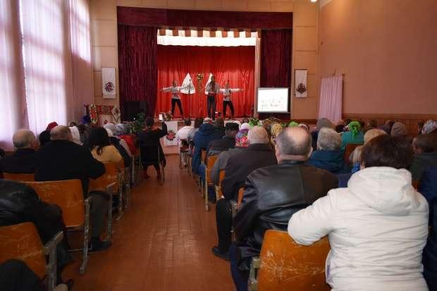 Концертна програма на святкуванні дня села Потаповичі